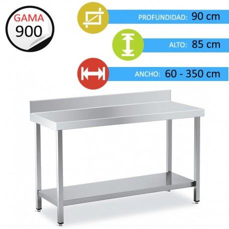 MESA MURAL C/ ESTANTE DESMONTADA GAMA 900